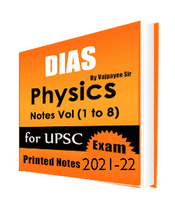 DIAS Physics Notes 2022 Exam