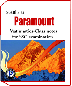 Paramount Mathematics Class notes S.S.Bharti-for SSC