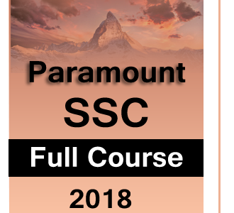 SSC full Course Paramount