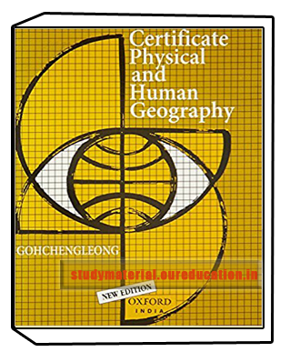Certificate Physical and Human Geography by Goh Cheng Leong