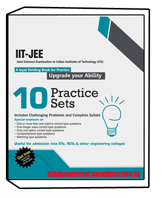 Practice Set for IIT JEE Exam
