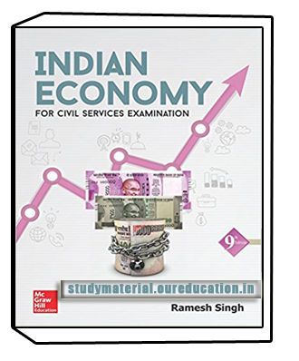Indian Economy Study Material by Ramesh Singh
