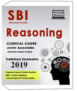 SBI Reasoning – Clerical