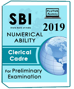 SBI Numerical Ability Clerical Cadre For Preliminary Examination