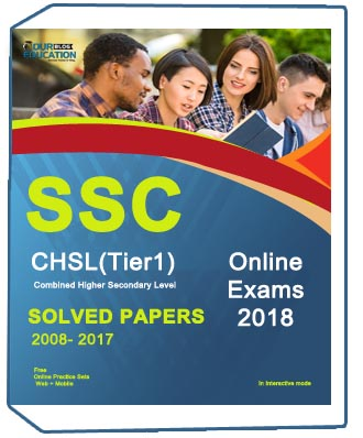 SSC CHSL Tier-II With Solved Paper 2009-2017(ENGLISH)