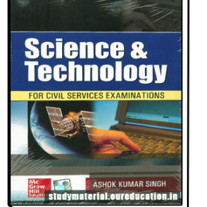 Science & Technology Study Material by Ashok Singh