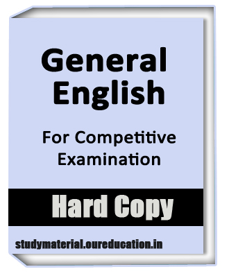 General English For Competitive Exam