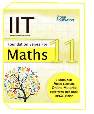 IIT Foundation Series For Maths 11