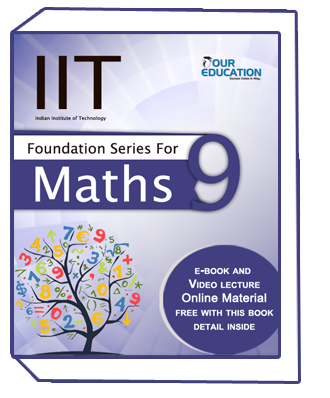 IIT Foundation Series For Maths 9