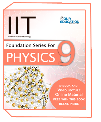 IIT Foundation Series For PHYSICS 9