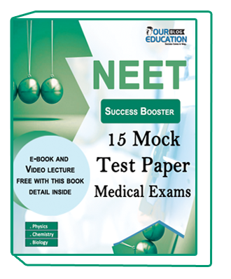 Success Booster : 15 Mock test Paper for NEET Medical Exam