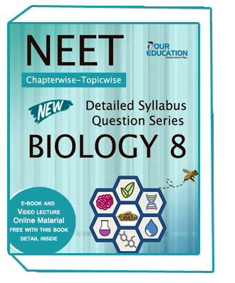 NEET (Chapterwise-Topicwise) New Detailed Syllabus Question Series Biology 8