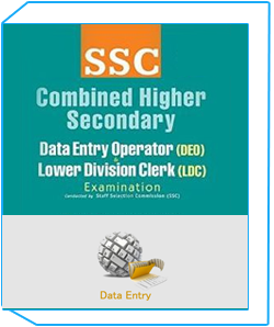 SSC CHSL Tier 2 Exam Preparation Book