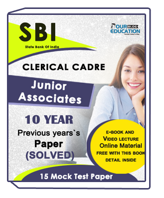 SBI Clerical Cadre Junior Associates Exam: Super 15 Mock Test Paper