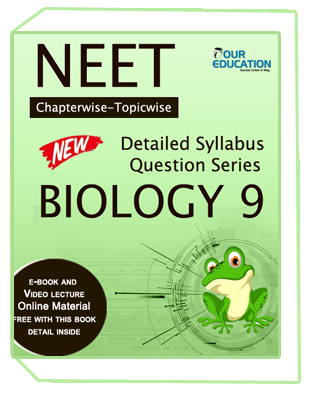 NEET (Chapterwise-Topicwise) New Detailed Syllabus Question Series Biology 9