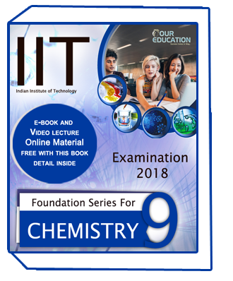 IIT Foundation Series For Chemistry 9