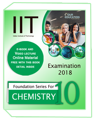 IIT Foundation Series For Chemistry 10