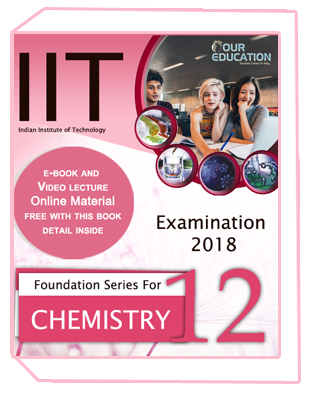 IIT Foundation Series For Chemistry 12