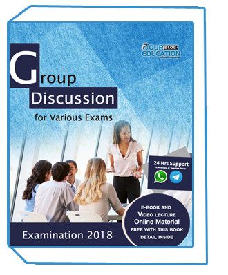 Group Discussion for Various Exams