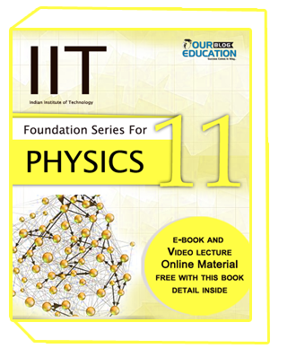 IIT Foundation Series For PHYSICS 11