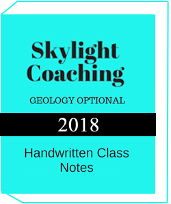 Geology Optional Handwritten Notes-Skylight IAS Academy