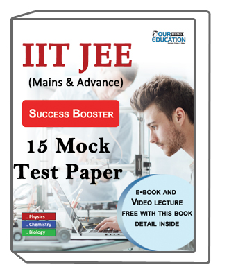 Success Booster :15 Mock test Paper for IIT JEE Engineering Exam