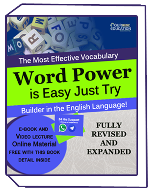 The Most Effective Vocabulary Word Power is Easy Just Try Builder in the English Language (FULLY REVISED AND EXPANDED)