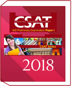 CSAT Books for General Studies paper 1