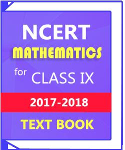 NCERT CLASS IX MATHEMATICS Text Book