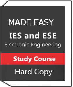 IES and ESE Made Easy Notes Electronics Engineering