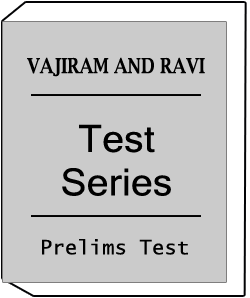 Vajiram and Ravi test Series