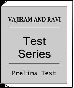 Vajiram and Ravi test Series
