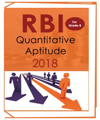 RBI Grade B - Quantitative Aptitude - 2018