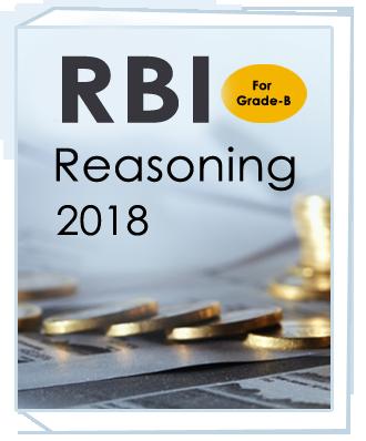 RBI For Grade-B Reasoning 2018