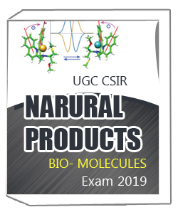 UGC CSIR NARURAL PRODUCTS
