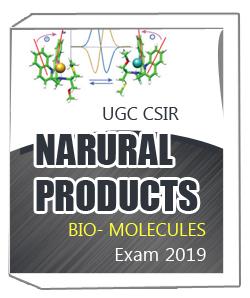 UGC CSIR NARURAL PRODUCTS