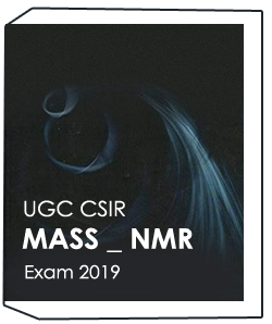 UGC CSIR Mass NMR