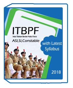 Indo Tibetan Border Police Force-ITBP ASI,SI,Constable Exam