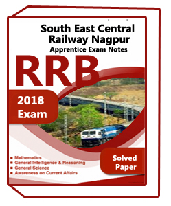 South East Central Railway Nagpur Apprentice Exam Notes