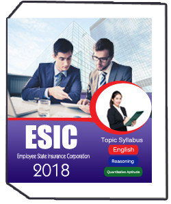 Employee State Insurance Corporation Exam-Notes