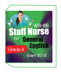 General English Notes for WBHRB Staff Nurse Exam Grade-II 2018