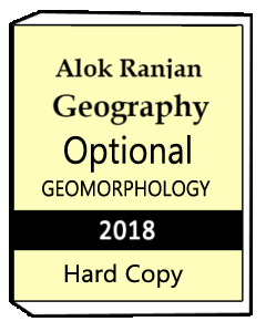 Alok Ranjan Geography Optional (Geomorphology) in Hindi Notes