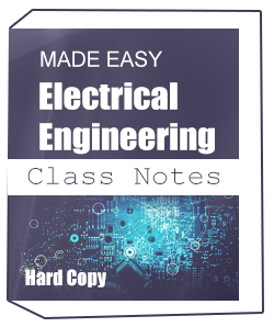 Made Easy Electrical Engineering Completed Class Notes 2018